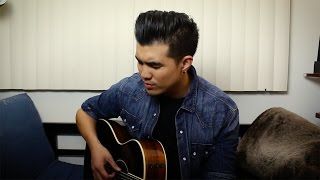 Download Lagu Say You Won't Let Go - James Arthur (Joseph Vincent Cover) Gratis STAFABAND