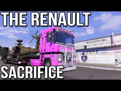 The Renault Sacrifice - Sunday Night Truckin' - Livestream Highlight