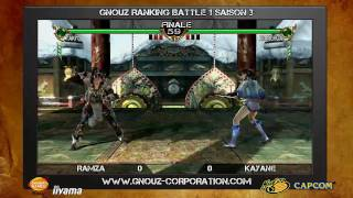 Gnouz RB1S3 - SC4 - Ramza vs Kayane part 1