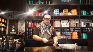 How to brew the T2 tea sticky honey chai