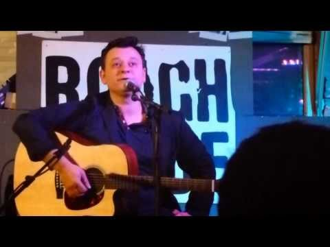 James Dean Bradfield - Manic Street Preachers Acoustic - Rough Trade East, London 6th November 2012