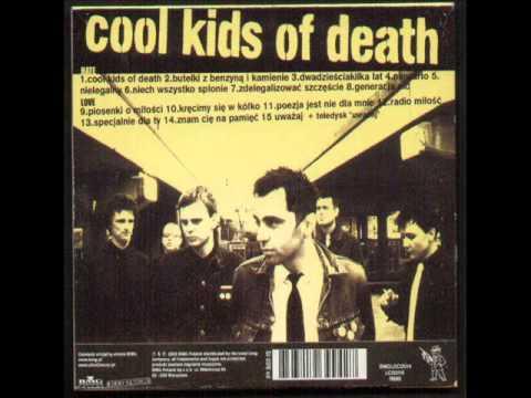 Cool Kids Of Death - Generacja Nic