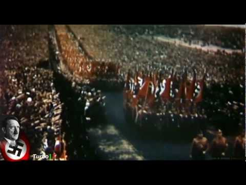 Adolf Hitler Bio Colour #1 New Film Documentary