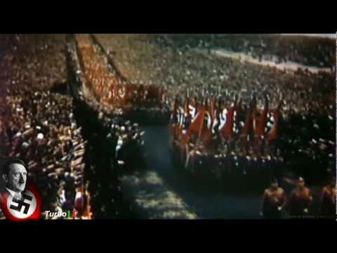 Adolf Hitler Bio Colour #1 New Film Documentary