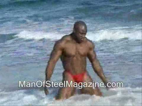 SUPER SEXY MODEL - CHAM from Miami! MAN fo STEEL Model Search in Florida! Video