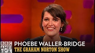 Phoebe Waller-Bridge Pitched 'Killing Eve' to Duchess Camilla  - The Graham Norton Show