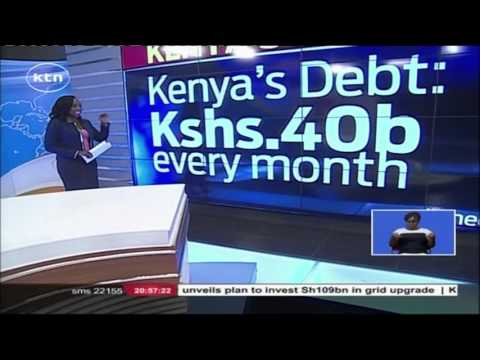 Kenya's Economy: Faces of hopelessness as government debts fume