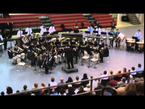 Brother Martin High School Crusader Symphonic Band: Rough Riders - 05/02/2014