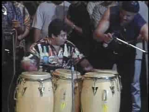 Giovanni Hidalgo y Los Van Van - Rumba Cubana, Descarga