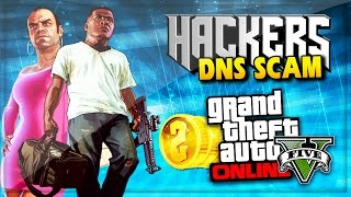 GTA 5 Online Modded Money Lobby SCAM - NillxModz GTA Online DNS Codes! - (GTA V Gameplay)