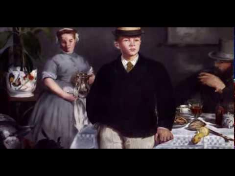 Herb Weidner Le petit Déjeuner (Edouard Manet)