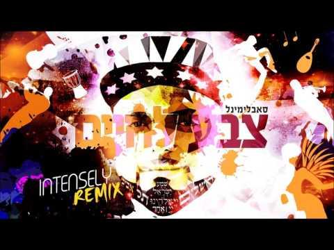 Subliminal (INTENSELY Remix) סאבלימינל - צבע לחיים