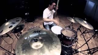 Download Song Linkin Park - Numb | Matt McGuire Drum Cover Free StafaMp3