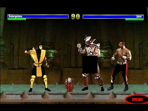 Mortal Kombat Bloopers 2