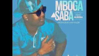 Mr Blue ft Alikiba  -Mboga Saba(New audio 2016)