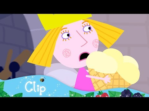 Ben and Holly's Little Kingdom - Ice Cream Overload