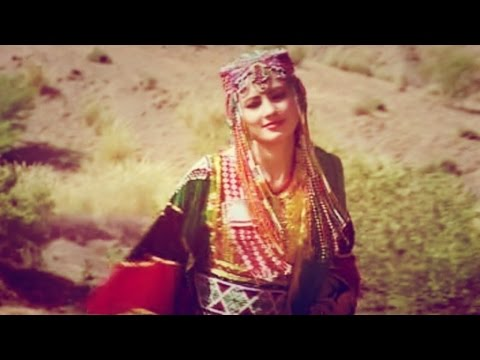 Nazia Iqbal, Javed Fiza - Pa Baam Ro Ro Raza video