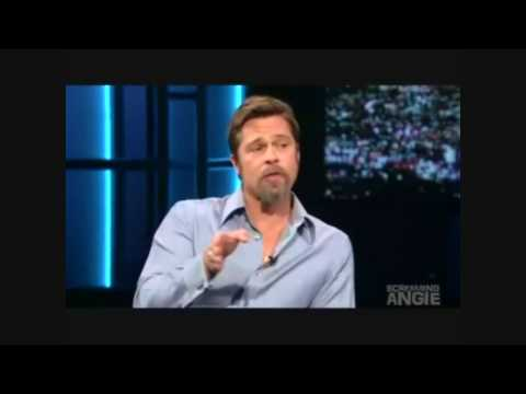 Brad Pitt Responds to Socialism in America