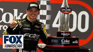 Winner's Weekend: Justin Haley at Daytona | NASCAR RACE HUB