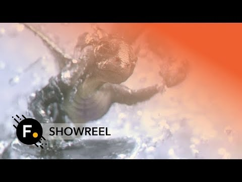 The Foundry's 2013 Showreel