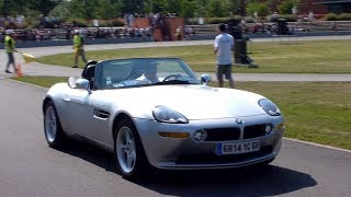 BMW Z8 (E52) 4.9L V8 400 hp - Festival Automobile Mulhouse 2013
