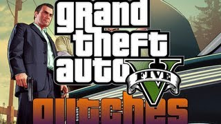 Grand Theft Auto 5 Glitches - GTA 5 How To Duplicate Characters & Make Them Invisible