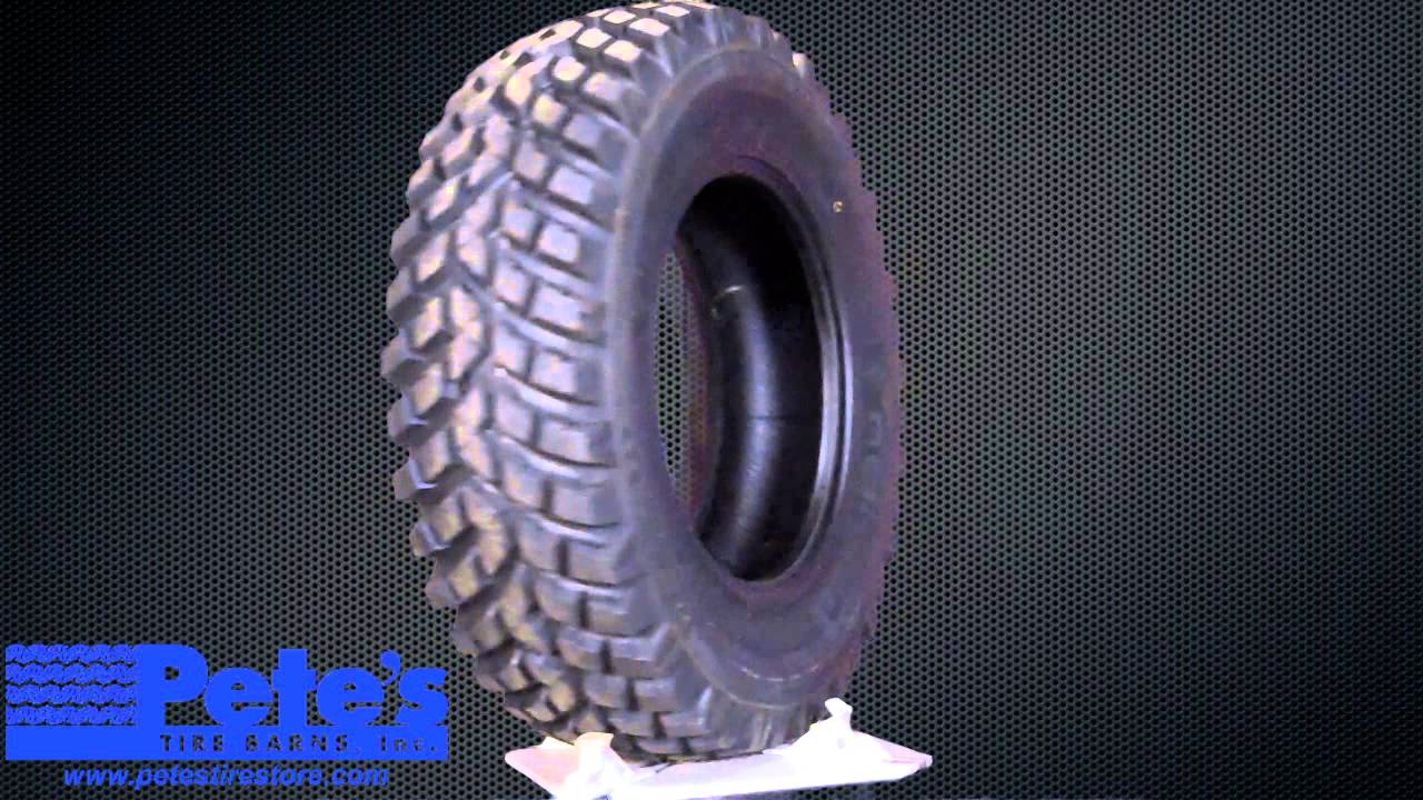 All Round Tire >> Nokian TRI 2 Radial Farm Tractor Tire 340/80R24 - YouTube
