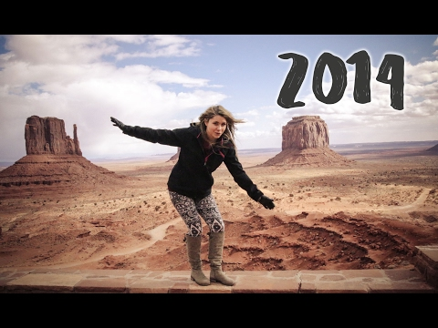 EPIC 2014 WORLD TRAVELS | Hey Nadine