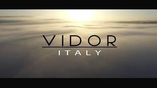 - Vidor -  Meraviglie di un paese dall'alto  || Treviso ITALY ||