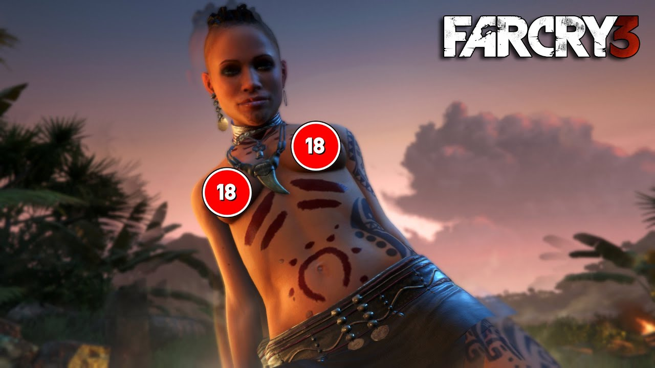 Download nude skins for far cry adult tube