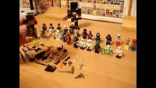 Лего как сделать жителя в