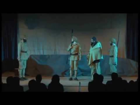 USNE KAHA THA -  a play by Kalayan Theatre Group, Bengaluru