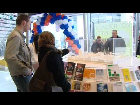 TV Rijnmond Nieuws maandag 5 april 2010 Video