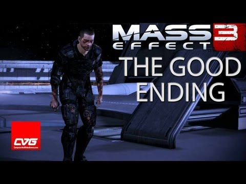 Mass Effect 3 Ending - The Good Ending