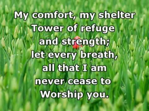 Shout To The Lord Darlene Zschech With Lyrics video
