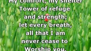 Shout to the Lord Darlene Zschech with Lyrics