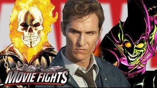 McConaughey in the Marvel Universe?! - MOVIE FIGHTS!