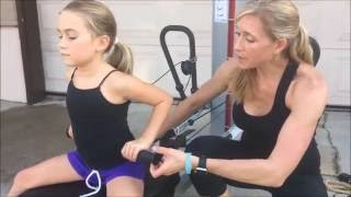 Total Gym Workout for Kids