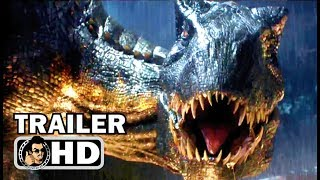 JURASSIC WORLD 2 Official Trailer #3 Teaser | NEW (2018) Chris Pratt Dinosaur Movie HD