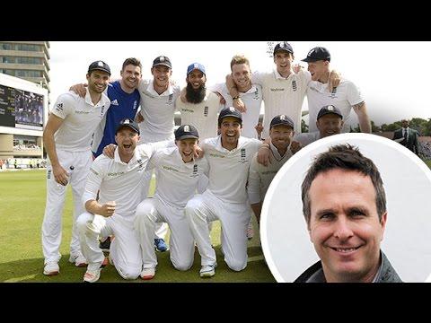 Ashes 2015: Michael Vaughan reviews England's triumph over Australia