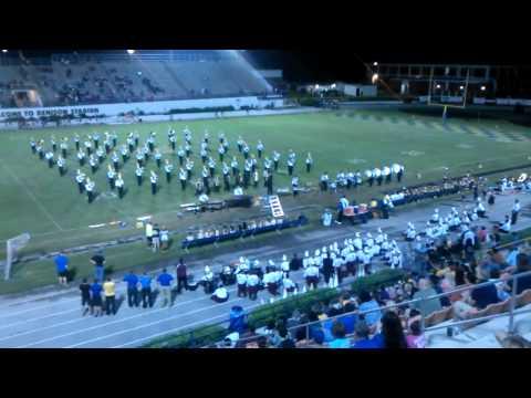 Winter Haven High School Band 2014