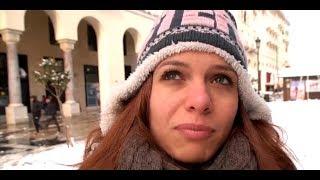 Winter-Chaos: Schnee überrascht Griechenland