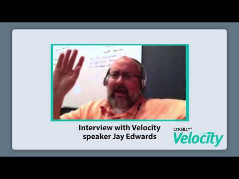 Interview with Velocity speaker Jay Edwards