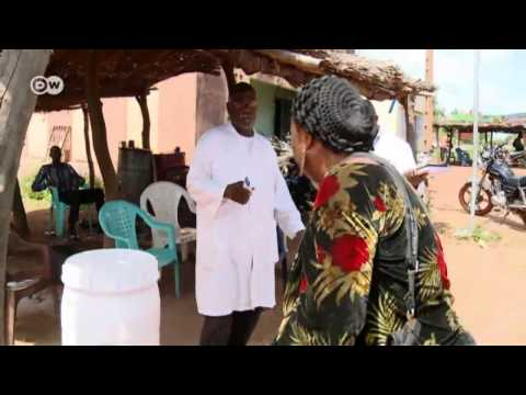 Problems in Ebola Border Areas - Mali's hospitals are overworked | Global 3000