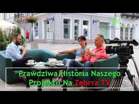 Prawdziwa Historia Naszego Projektu W Zebrra TV ‼️  #291