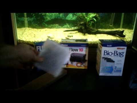 Aquarium Beneficial Bacteria - Bio Filter - HOB Filters
