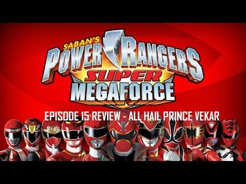 Power Rangers: Super Megaforce - Episode 15 Review