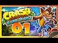 ALTES ABENTEUER NEU AUFGELEGT! 🦊 #01 • Let's Play Crash Bandicoot [N-Sane Trilogy / Deutsch] MP3