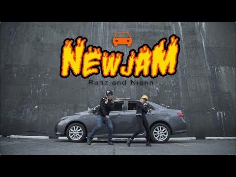 Ranz And Niana - New Jam    #NewJamChall