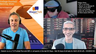 The College Football Betting Show Week 6 - College Football Picks and Predictions